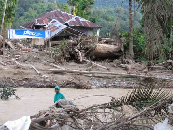 DPR: Perkuat Budaya Pengurangan Risiko Bencana