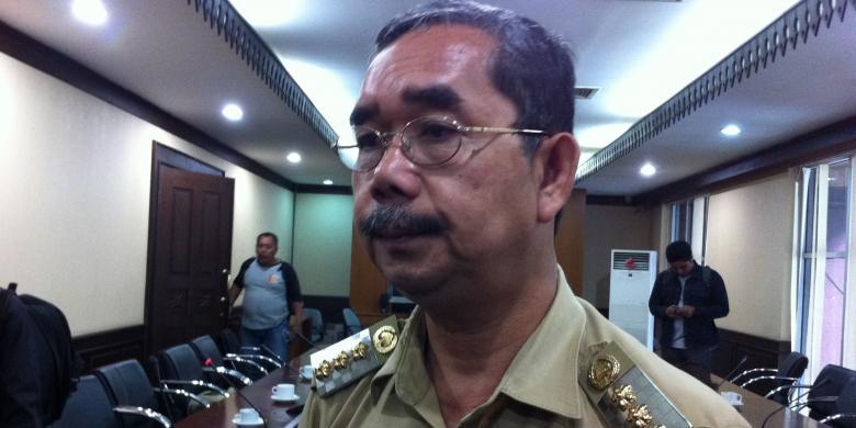 Walikota Jakpus Bentuk Tim Saber Pungli