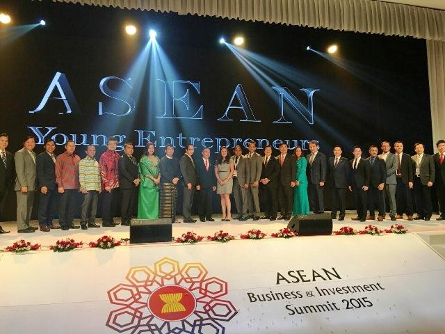 Di Depan Pengusaha Asean, HIPMI Dorong UMKM Indonesia Go Internasional