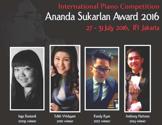 Kompetisi Piano Terbesar di Indonesia Juga untuk Kaum Difabel