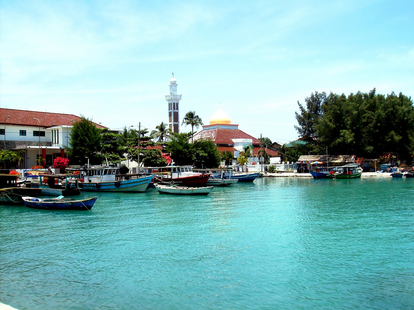 Miris! Libur Panjang tapi Wisatawan ke Kepulauan Seribu Malah Menurut