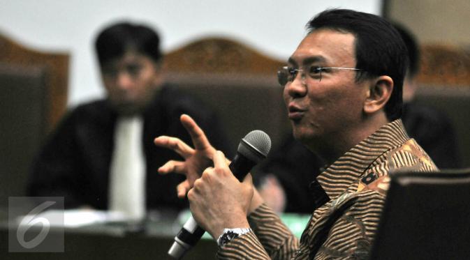 Pemanggilan Basuki Tunggu Izin Presiden, Sesuai UU Pemda!