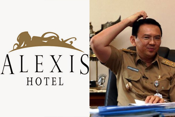 Image result for ahok alexis