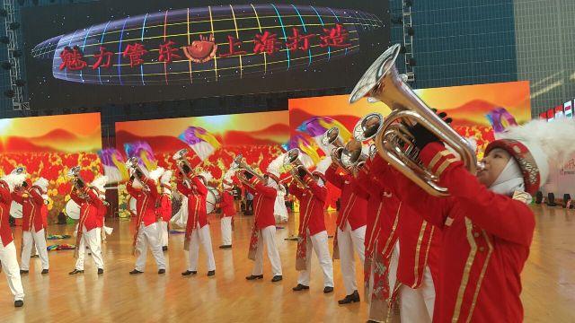Bikin Bangga, Marching Band Pesantren Ini Berlaga di Shanghai