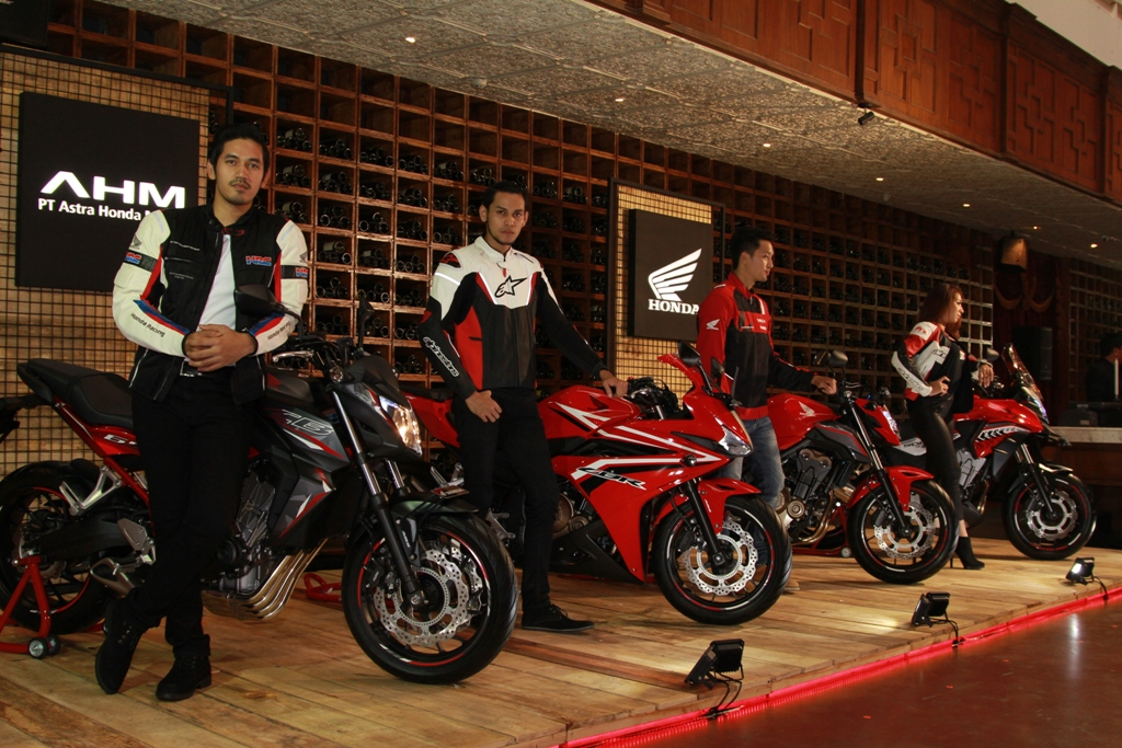 AHM Hadirkan All New Honda CBR250RR di GIIAS 2016