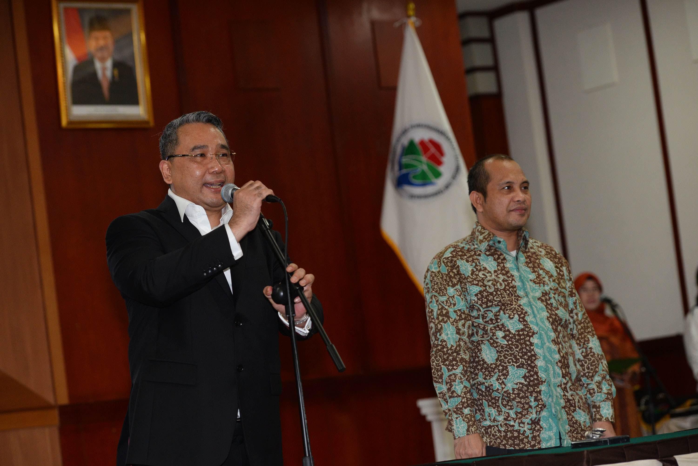 Jadi Mendes PDTT, Eko Dapat Pesan Khusus dari Jokowi