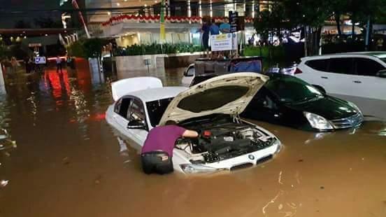 Fahira Minta Pemprov DKI Hentikan Klaim Hujan Tidak Akan Bikin Jakarta Banjir