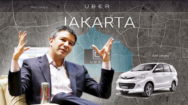 Ini 10 Kutipan Motivasi dari Pendiri Uber untuk Startup dan Entrepreneur di Indonesia