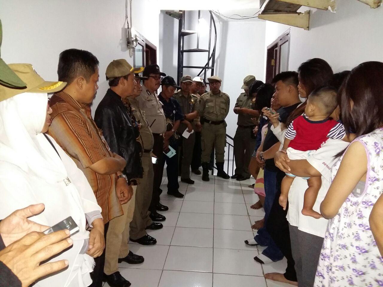 Operasi Binduk: 4 pasangan di luar nikah terjaring di Kemayoran