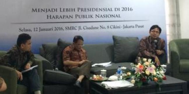 """Responden Survey SMRC Tidak Representatif dan Tidak Cover Keragaman Warga Jakarta"""
