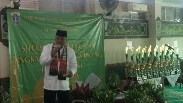 Seleksi Tilawatil Quran Sebagai Program Mencetak Generasi Islam Lebih Baik