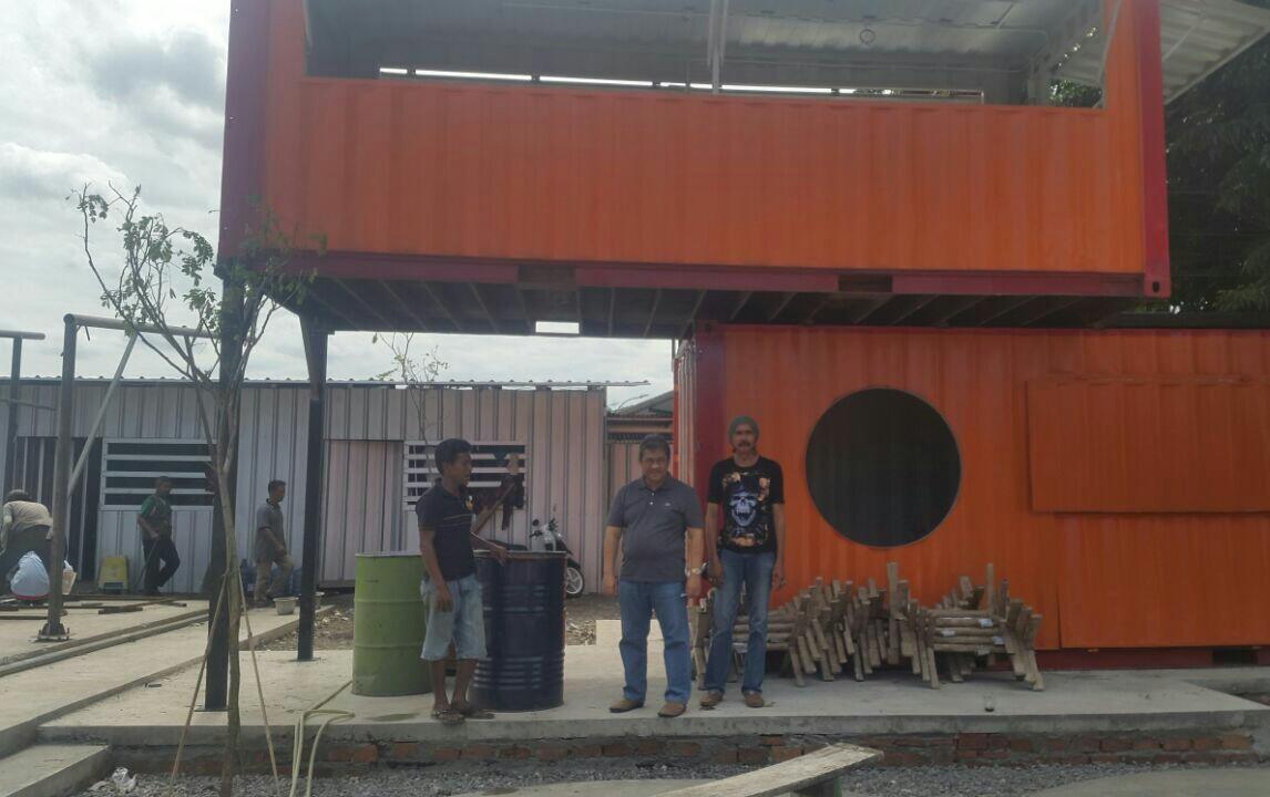 Pembangunan Wisata Kuliner Lenggang Jakarta Masuki Tahap Penyelesaian