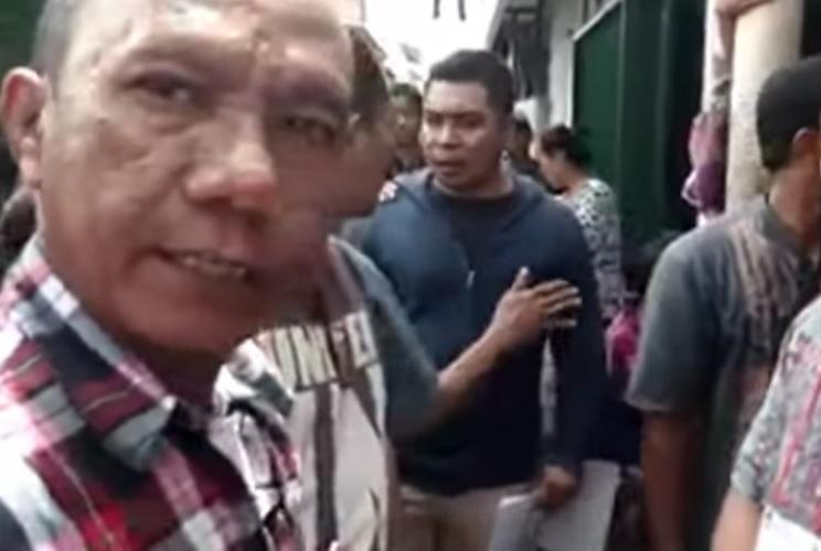 Mencegah Aksi Seperti 'Iwan Bopeng', Bang Japar Akan Bantu Awasi TPS