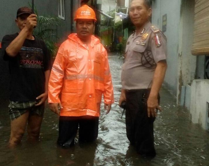 Johar Baru Kebanjiran Hingga 60 cm
