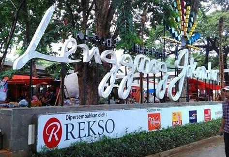 Wisata Kuliner Yang Sajikan Banyak Menu Adanya Di Lenggang Jakarta Monas
