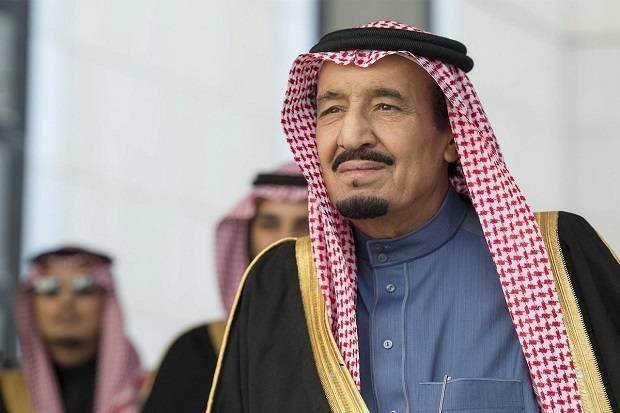 Menghormati Raja Salman