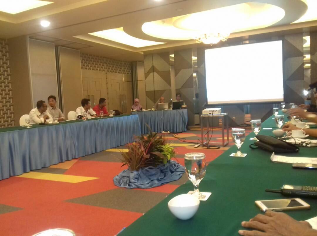 F-RTRW DKI Jakarta Gelar Rapat Terbatas Tetapkan H M Irsyad Sebagai Ketua Umum