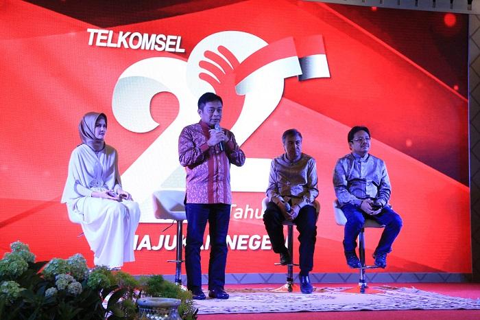 Telkomsel Luncurkan Rangkaian Program CSR 2017