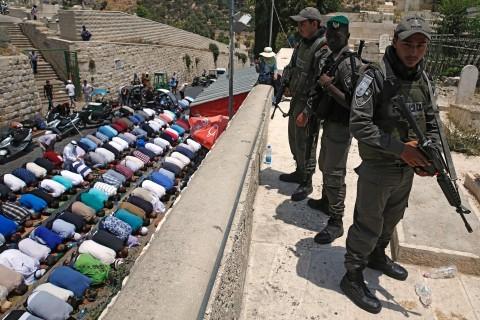 Parlemen RI: Masjid Al-Aqsa Harus Dibuka Kembali!
