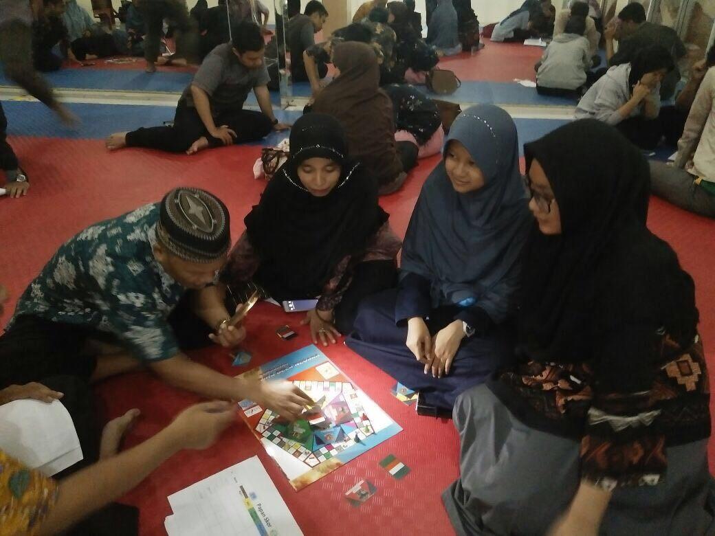 Guru Matematika Muhammadiyah Asah Konsep Matematika Bela Negara