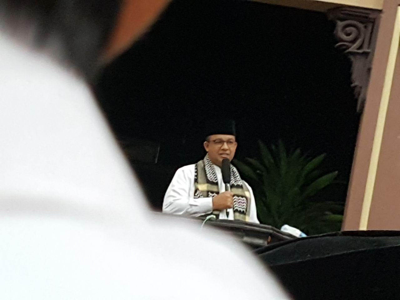 Gubernur Anies Minta Dinas Dikmental Edarkan Anjuran Sholat Gerhana Bulan 31 Januari 2018