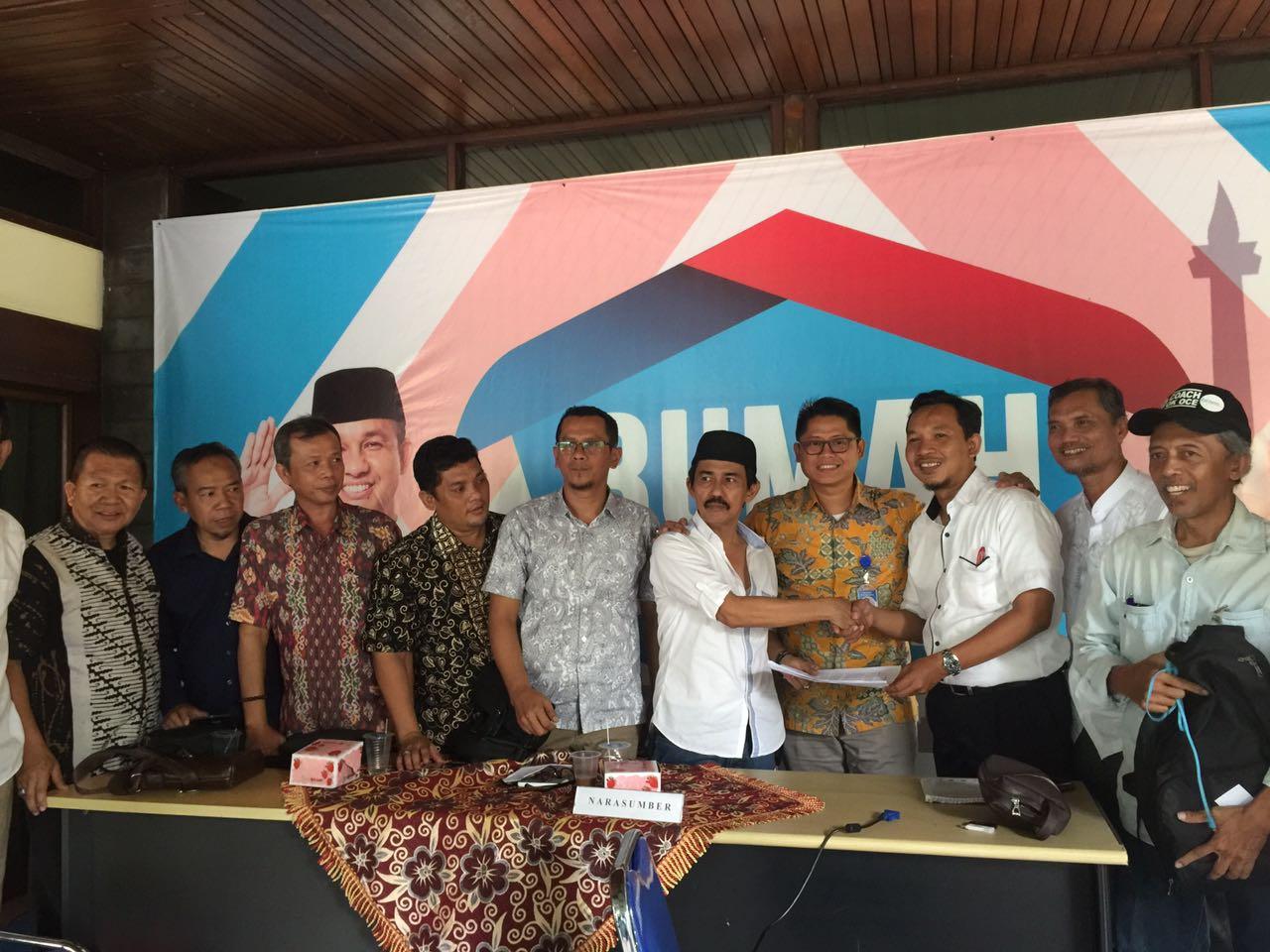 Forum Dekot se DKI Diskusi dengan Tim Gubernur dan Wagub Terpilih