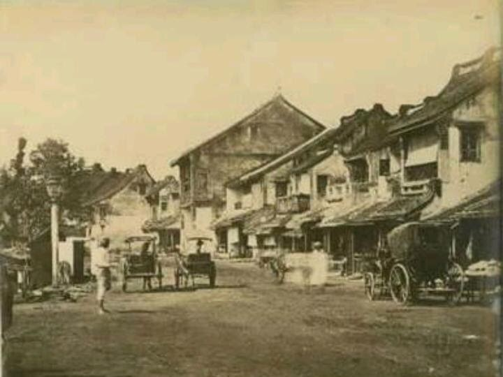 Buka Sejarah Nama Daerah di Jakarta Bagian 5  Karet Tengsin Asalnya Nama Orang Cina Kaya Raya dan Suka Menolong Bernama Tan Teng Sie