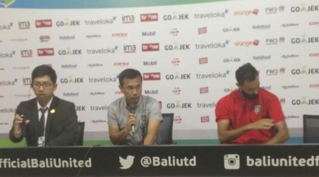 Bali United Berhasil Terapkan Strategi Patahkan Serangan Persib, Skor 0-0 Jadi Kepuasan Pelatih Widodo