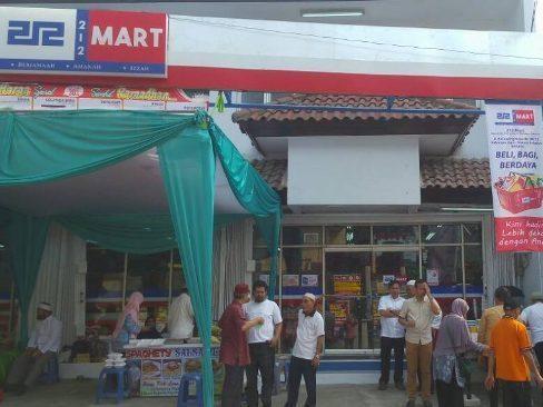 Minimart Muslim