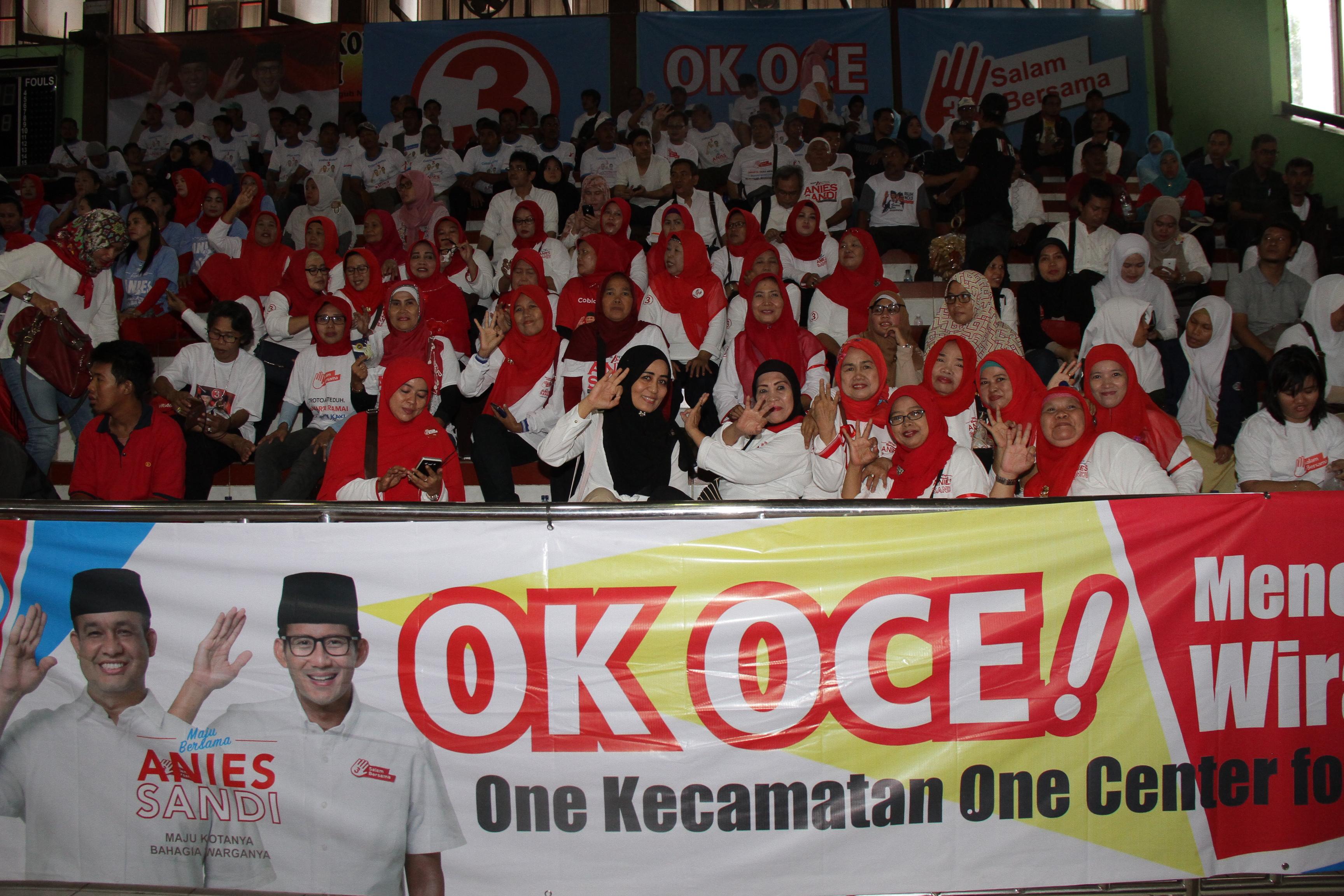 Pelatih OK OCE Ajarkan Teknik Branding Untuk Meningkatkan Penjualan