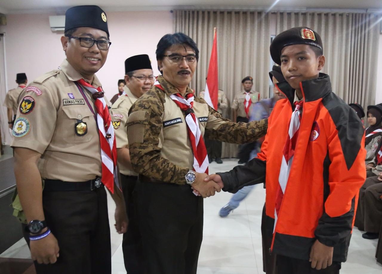 Indonesia Kirim 134 Pramuka Ikuti Jambore ASEAN di Filipina