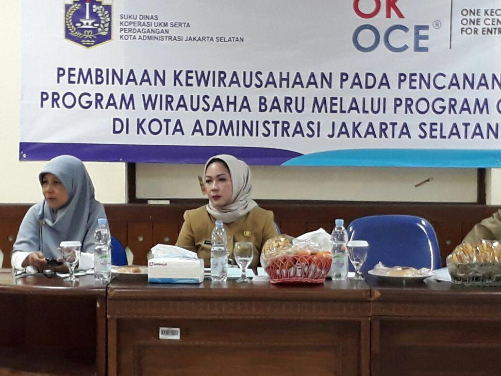 Program OK OCE Sudah Dimulai, Pelatihan Angkatan Pertama Sudah Dilakukan