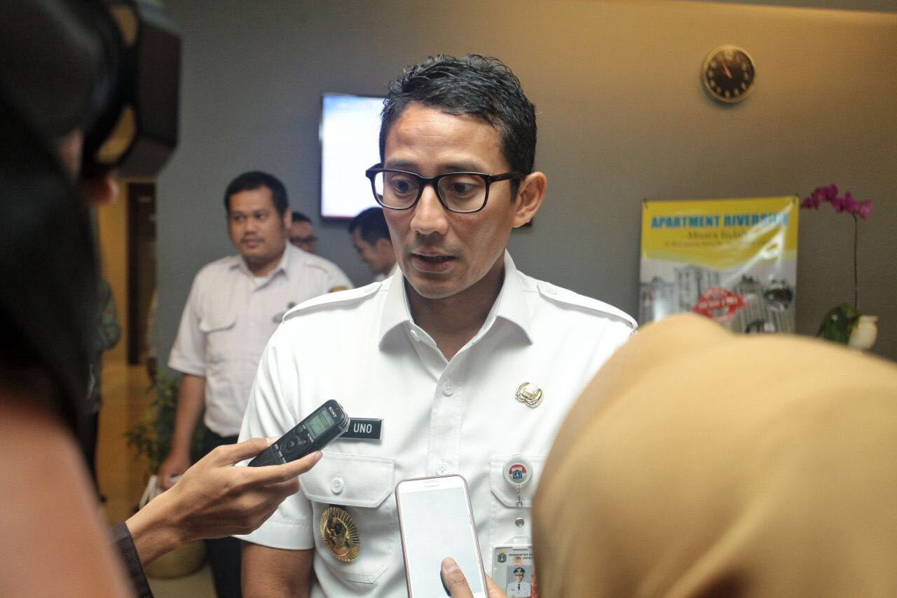 Wagub Sandiaga Dorong PT Jakpro Mampu Ciptakan 10 Ribu Lapangan Kerja Baru Berkualitas