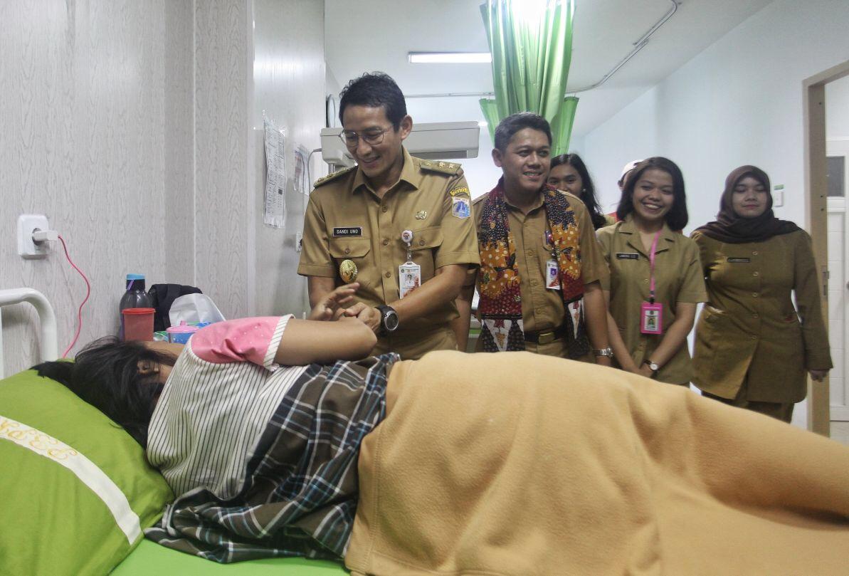 Kepala Dinkes DKI Komitmen Kejar Capaian 100 Persen Jaminan Kesehatan Semesta