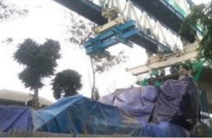 PT Wika Minta Maaf Ihwal Insiden Robohnya Beton LRT