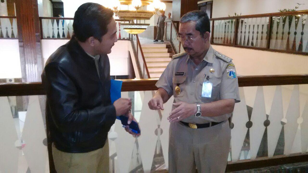 Wali Kota Jakpus Minta Sudin Bina Marga Awasi Galian di Jakpus