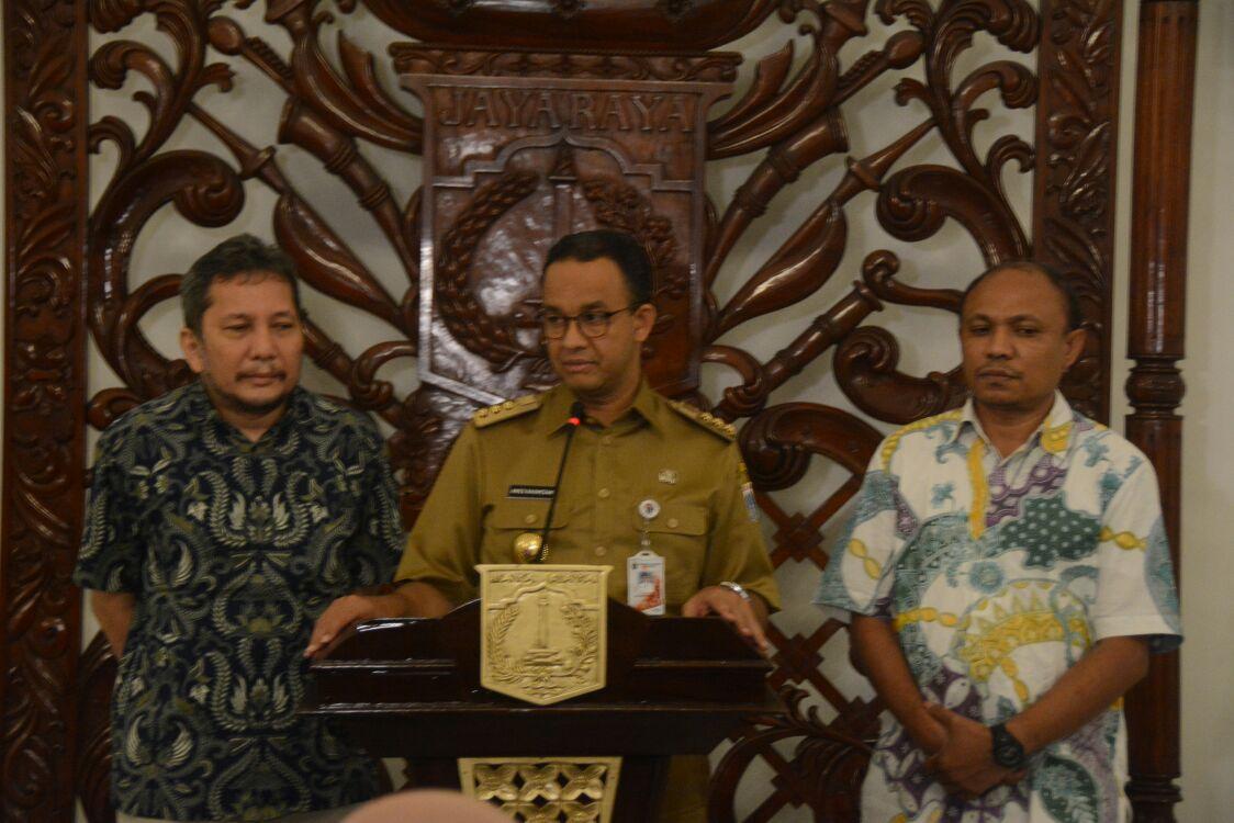Kerjasama dengan Ombudsman Jakarta Raya, Anies Pastikan Pelaporan Warga Terlayani dengan Baik