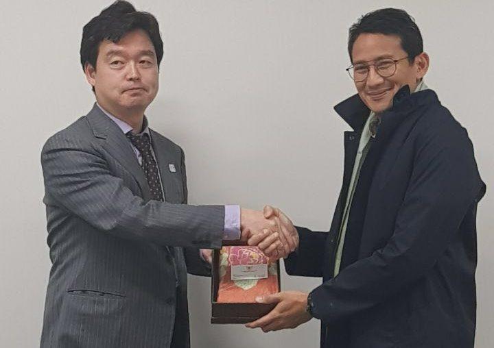 Jelang Asian Games 2018, Sandiaga Belajar dari Jepang Soal Pengaturan Transportasi