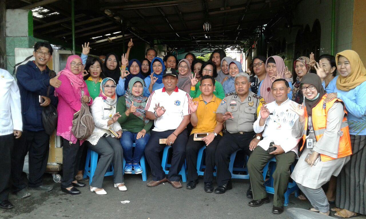 Dinas Perhubungan dan Transportasi DKI Jakarta Belum Respon Usulan Warga Terkait Pemasangan Lampu Rambu Penyebrangan