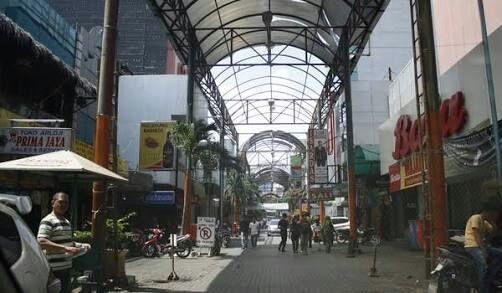 Pemkot Jakpus Akan Menata Pusat Belanja Wisata Pasar Baru