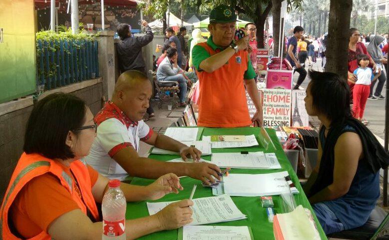 4 Orang Pembuang Sampah Diciduk Petugas LH saat OTT