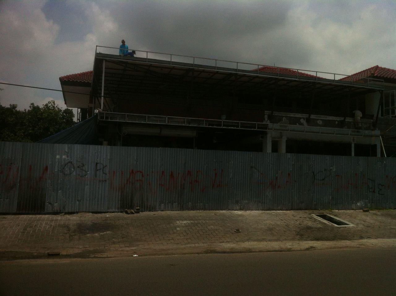 Marak Bangunan Melanggar,  LP2AD Minta Gubernur Anies Baswedan Resufle Jajaran Citata