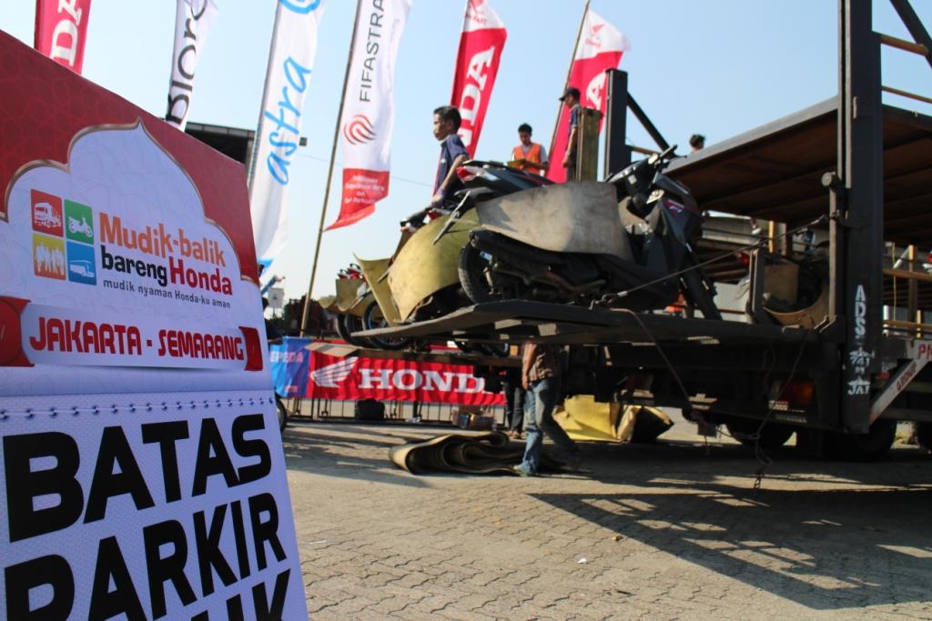 AHM Mulai Buka Pendaftaran Mudik dan Balik Bareng Honda 2018