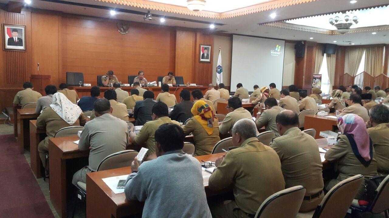 Ada Indikasi Soal Rupiah di PTSP,  Wali Kota Jakpus Berang