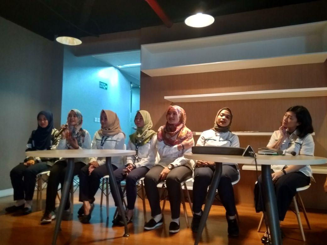 Jelang Hari Kartini, MRT Jakarta Perkenalkan Masinis dan Teknisi Perempuan, Siapa Saja?