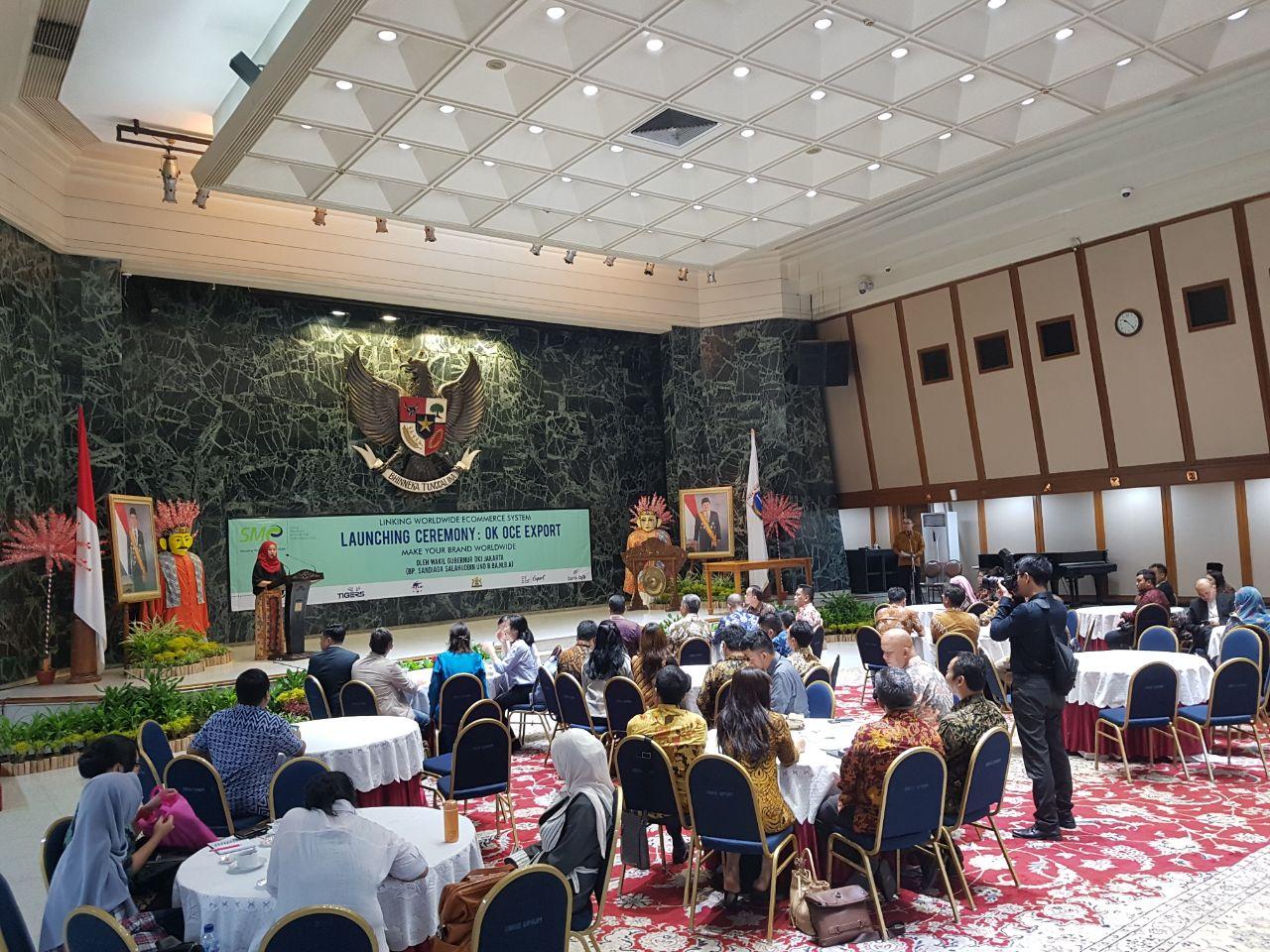 OK OCE Export Membantu Pengusaha UMKM Untuk Menjangkau Pasar Global