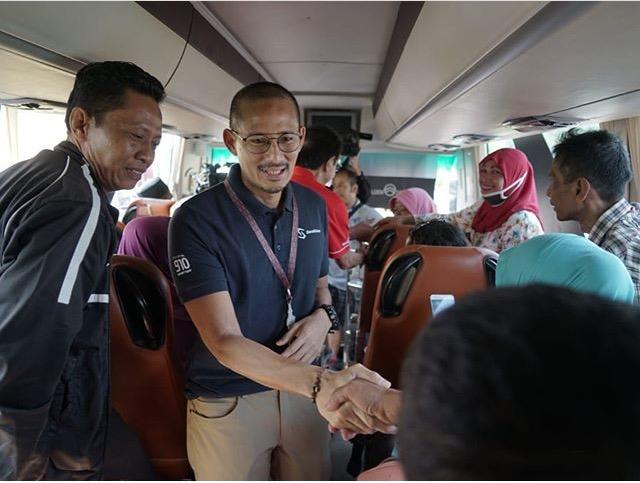 Pemprov DKI Harap Mudik 2018 Bangkitkan Ekonomi di Daerah