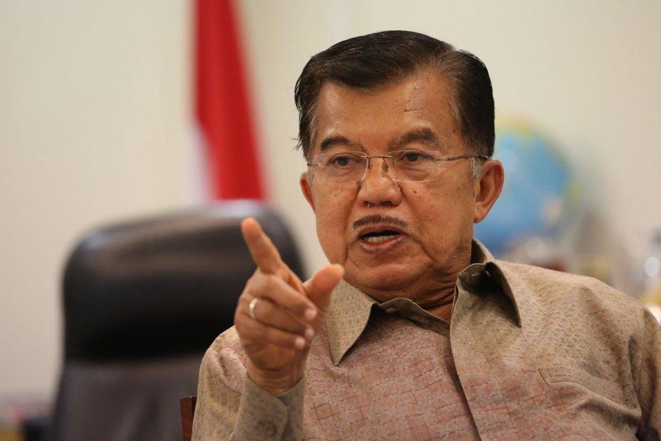 JK Siap Jadi Dewan Penasehat Jokowi-Ma'ruf Amin, Bukan Ketua Tim Pemenangan