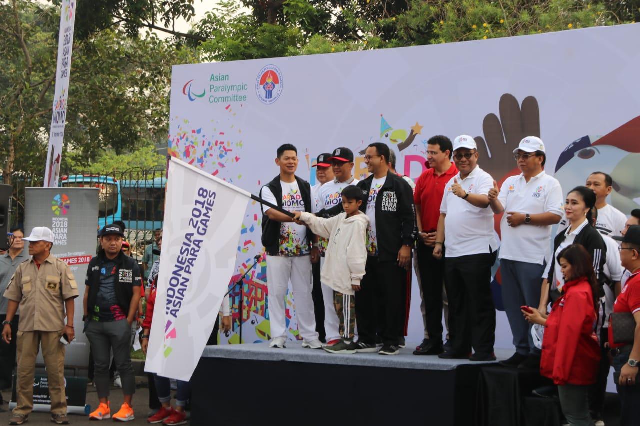 Anies Ingin Asian Para Games Jadi Momentum Penyadaran Soal Kesetaraan