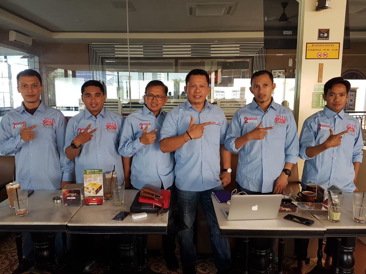 Relawan JANGKAR-PAS Aceh Telah Terbentuk Hingga Kabupaten/Kota, Siap Menangkan Prabowo!